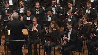 umich symphony band leonard bernstein profanation from symphony no 1 jeremiah