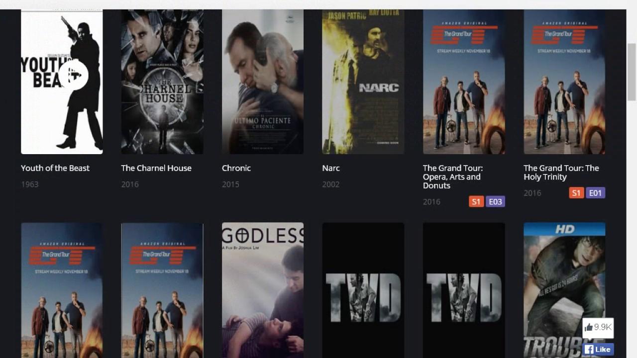 Najbolji Sajt Za Gledanje Filmova..! - YouTube