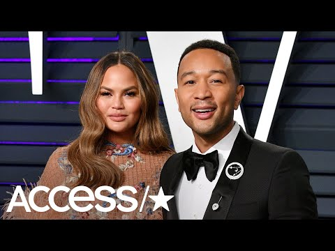 John Legend Adorably Defends His Wife Chrissy Teigen After She Claps Back At Critics