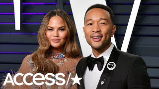 John Legend Adorably Defends His Wife Chrissy Teigen After She Claps Back At Critics