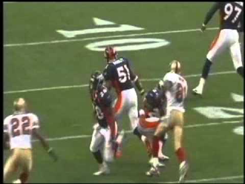 Denver Broncos - Game Opener - 2001 Season