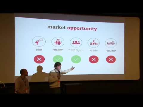 TimeCapsule - Startup Weekend Brussels Media - March 2015