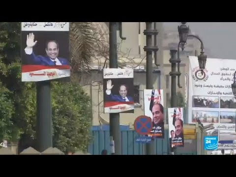 Egypt election: Turnout provides the only suspense