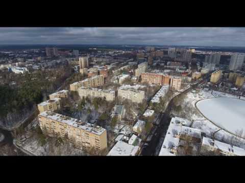 Подробная Карта Москвы и Московской Области с городами