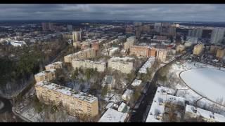 город,пушкино,московская область,электричка,железная дорога,ограждение,