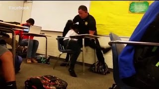When School Cops Go Bad: South Carolina Incident Highlights Growing Police Presence in Classrooms