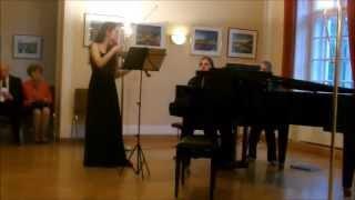 L Beethoven Violinsonate Nr.5, F-Dur, op. 24 - gespielt von Laura Balboa und Gregor Urban