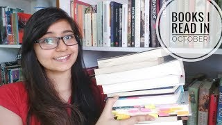 I Read 17 Books in October || Books To Read