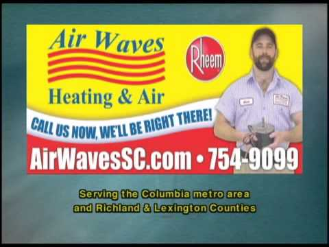 Air Waves Heating and Air   AC System Repair Columbia SC