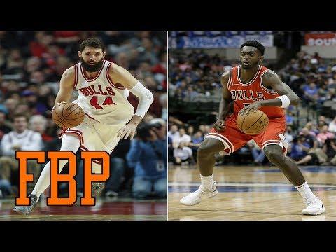 NBA Trade Rumors: Should The Bulls Trade Nikola Mirotic or Bobby Portis?