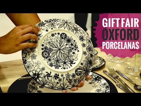 Gift Fair 2017 - Oxford Porcelanas - SIMPLICHIQUE