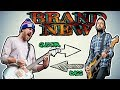What If Brand New's Guitar Riffs Were Played On Bass?