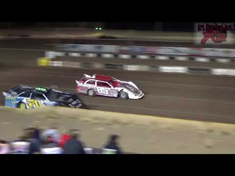 Salina Speedway 9-1-17 Late Model Heat Races