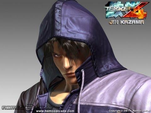 Tekken 4 Jin Kazama Ending Hq Youtube