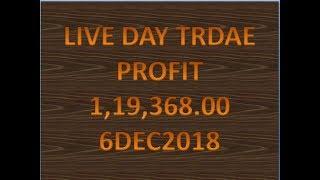LIVE DAY TRADING 119368 PROFIT 6DE 2018