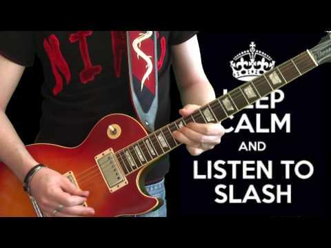 Slash's Blues Ball – Thrill Is Gone (full cover)