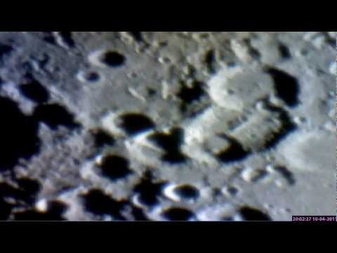 030 Moon Musings - Incredible detail - first survey with 2.5X Barlow
