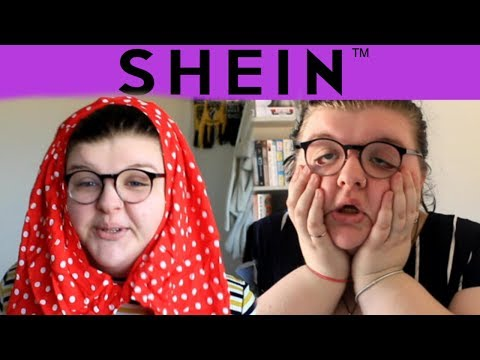 SHEIN PLUS SIZE FASHION HAUL, TRY ON & REVIEW! | IT DIDN'T GO WELL! | Chloe Benson