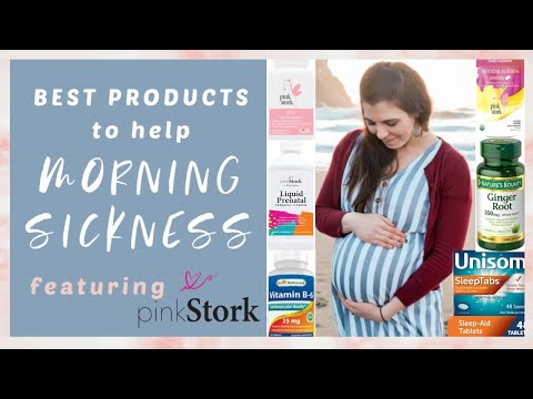 Morning Sickness Relief Products