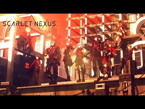 SCARLET NEXUS – OPENING MOVIE