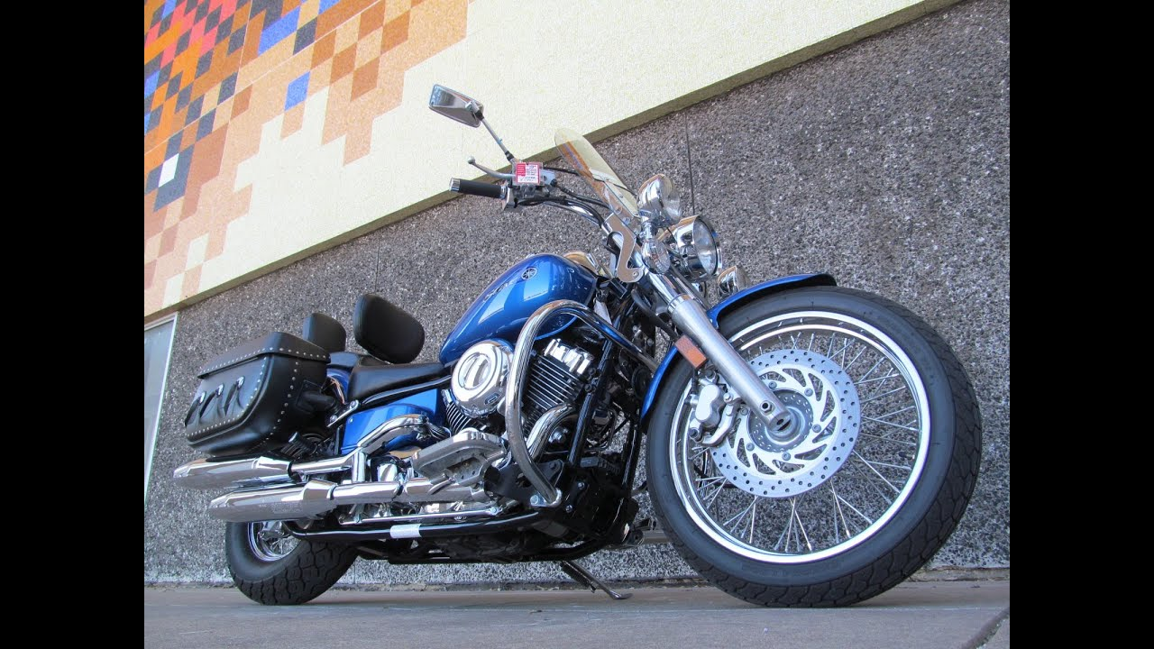 Picture Of Yamaha V Star
