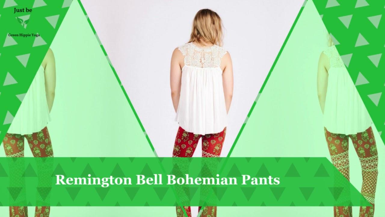Remington Bell Bohemian Pants