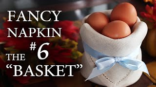 Repeat youtube video Fancy Napkin #6 - The