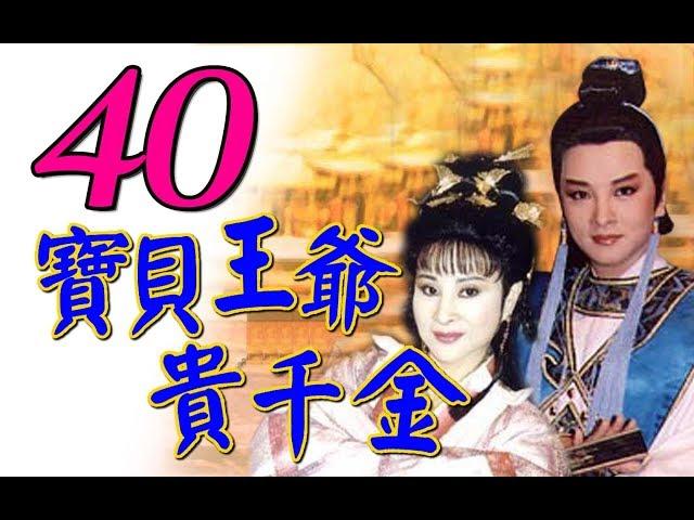 歌仔戲『寶貝王爺貴千金』第40集(黃香蓮 許秀年 陳小咪 廖麗君)_1993年