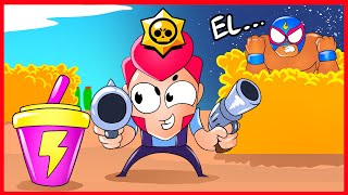 BRAWL STARS ANIMATION - COLT ENDLESS NIGHTMARES