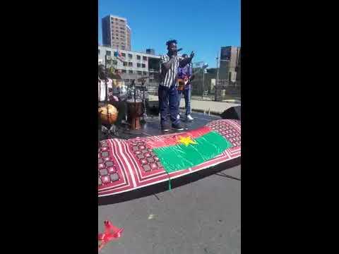 kaberic '' Burkina day '' warba music