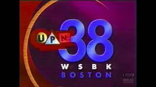 UPN 38 | WSBK | Bumper | 1999 | Boston MA