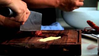 Miele puresteam「家常製‧家鄉菜」- 鴛鴦臘腸蒸鮮雞 (客家菜)