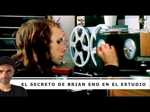 El secreto de Brian Eno para el bloqueo creativo que usan U2 y REM (OBLIQUE STRATEGIES)