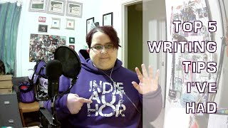 Top 5 Writing Tips I've Had [CC]