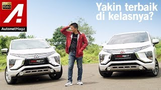 Mitsubishi Xpander Review & Test Drive by AutonetMagz