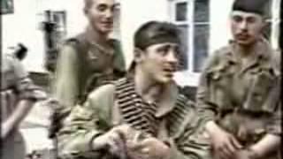 Герои Чеченской войны