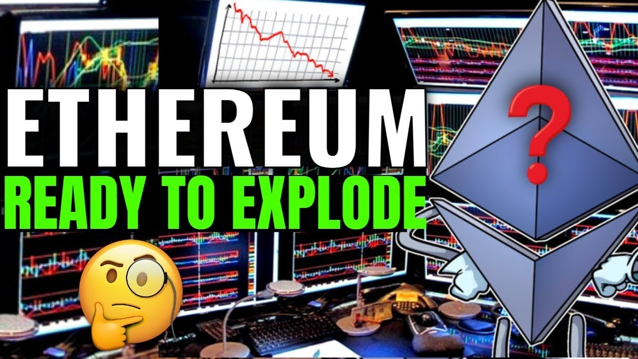 ETHEREUM IS READY TO EXPLODE AFTER BITCOIN ? NEED SUPPORT FOR MONEYGURU