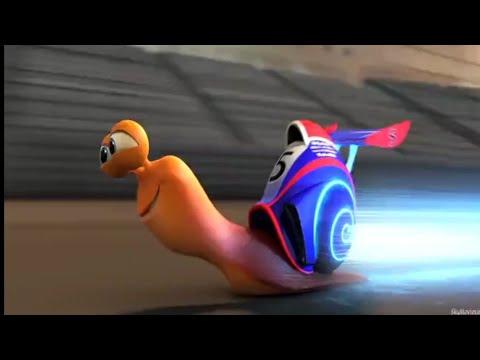 Download Turbo(2013) cartoon movie trailer in Hindi