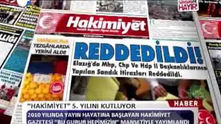 Kanal Fırat Haber - Hakimiyet 5. Yılını Kutluyor