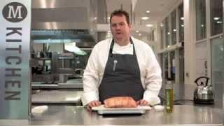 Perfect pork crackling recipe   Morrisons