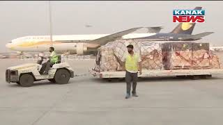 Delhi: 1056 Ventilators And 43 Oxygen Concentrators Arrived From Australia Today