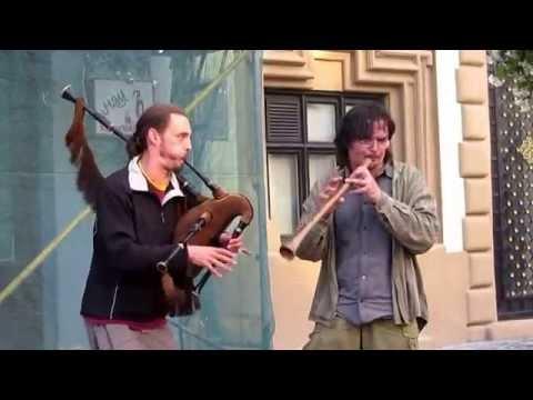 "Duo ""Gaita & Shawm"" №2  Live Medieval Music #FolkRockVideo"