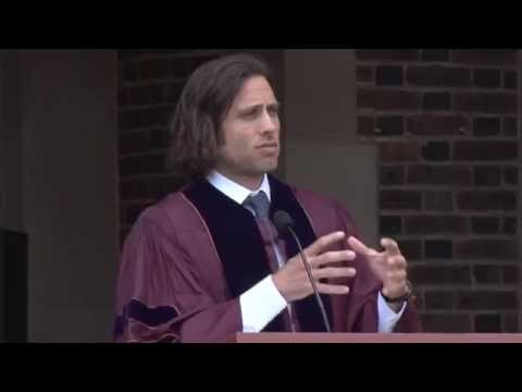 HWS Commencement Address, Brad Falchuk '93