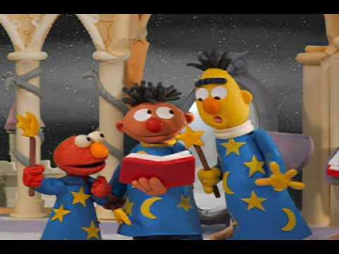 Sesame Street  Bert and Ernies Great Adventures Wizards  YouTube