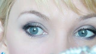 Макияж глаз  на каждый день.