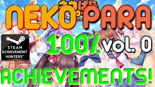 NEKOPARA Vol. 0 Achievements   100% Achievements in a minute!   Steam Achievement Hunters