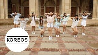 koreos twice 트와이스 tt dance cover