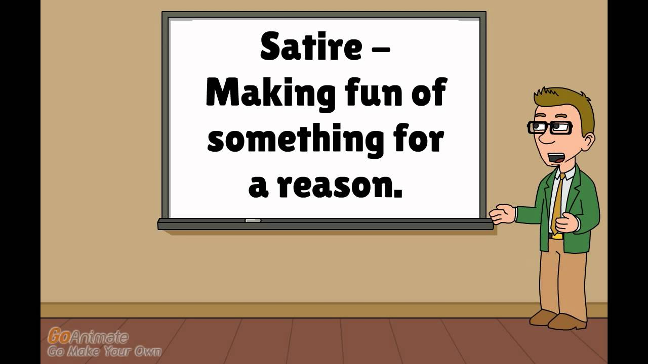 satire Satire: satire is an artistic form most often used to censure an individual's or a group's shortcomings.