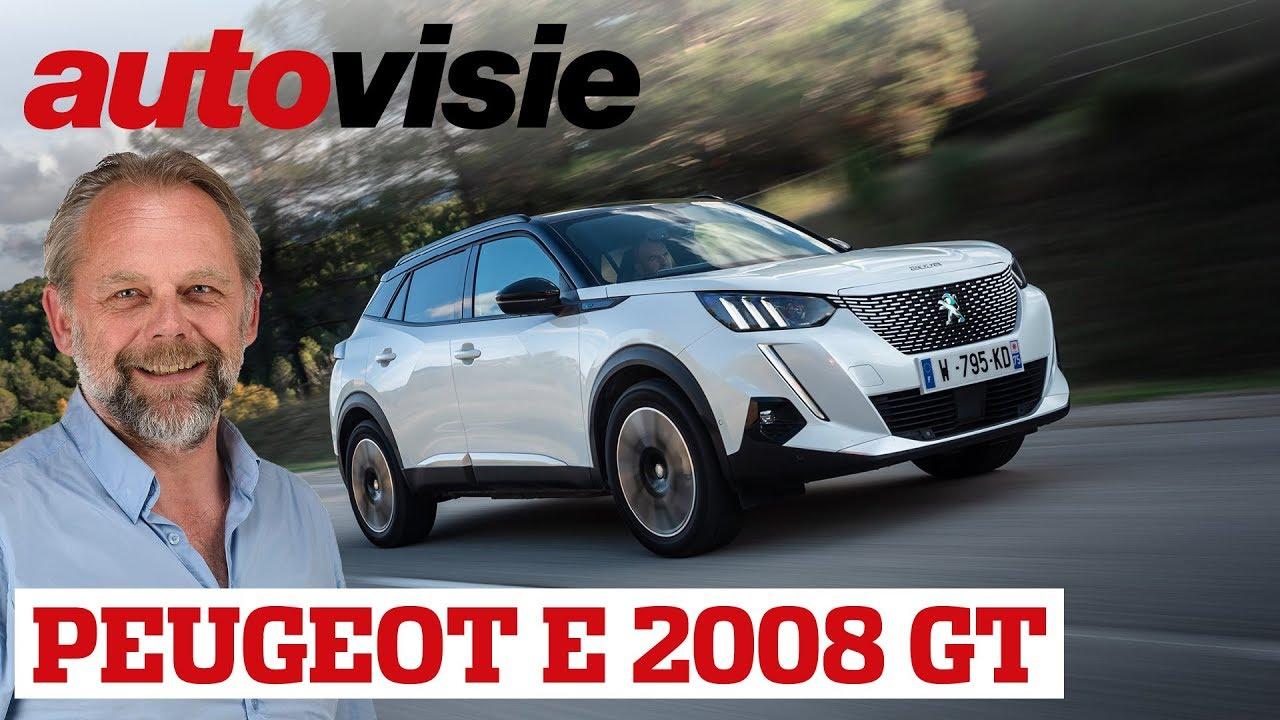 Mooi maatje - Peugeot e-2008 GT | Autovisie
