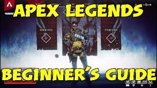Apex Legends Beginner's Guide - Apex Legends